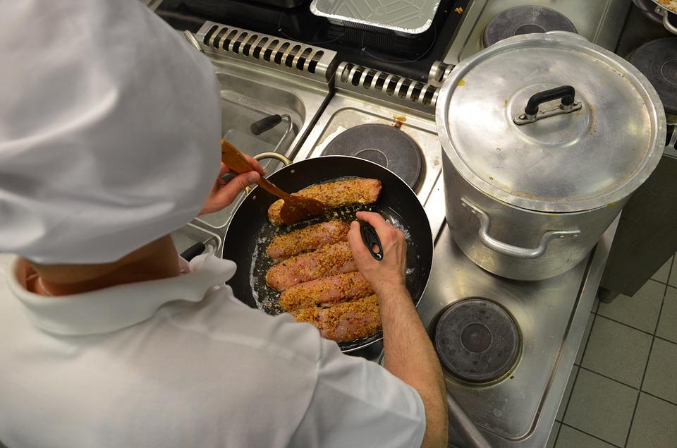 Zakład gastronomiczny – Kontrola BHP